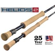 HELIOS2 9wt TIP FLEX 9' 4pc. ROD