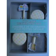 Cupcake Decor Kit- Religious