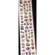 Sticker Sheet- Easter- 55-60 Each