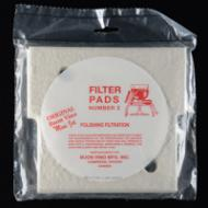 Mini Jet Filter Pads #2, Polish