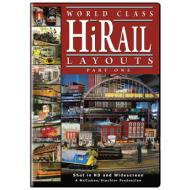 Hi-Rail Layouts, Part 1, DVD