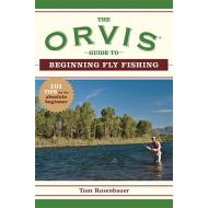 Orvis Guide to Beginning Fly Fishing Soft Cover