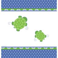Tablecover-Rectangle-Mr. Turtle-Plastic - Discontinued