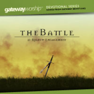 Battle Devotional Music CD - 25% OFF