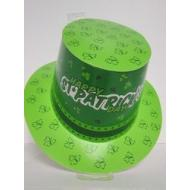 Top Hat-Cardboard-St. Patrick's Day-1pkg
