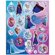 Stickers-Frozen-4 Sht