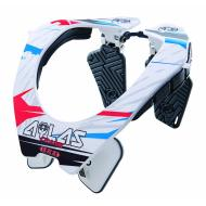 Atlas Crank Neck Brace Adult Large (White)