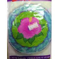 Foil Balloon - Hawaiian Flower - 18''