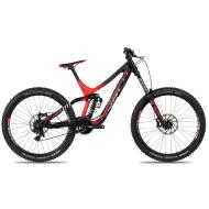 Norco Aurum C7.2 (Matte Black / Red) Med