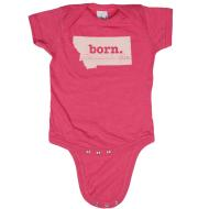 MT Born Baby Body Suit Pink 6mo