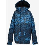 BURTON SZ XL BLUE RIOT WINTER JACKET