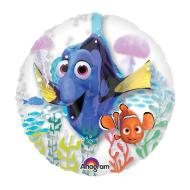 "Finding Dory-Double Bubble Balloon-24""-1pkg"