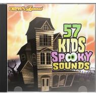 CD-57 Kids Spooky Sounds-1pkg