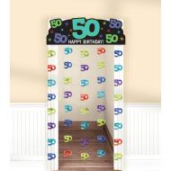 Doorway Curtain-50th-77''