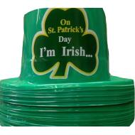 Hat-St. Patrick's Day Top Hat-1pkg