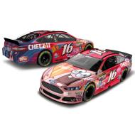Action 2015 Ford Fusion #16 Cheese-It Spongebob Squarepants Greg Biffle 1:24 Scale Diecast Model Car