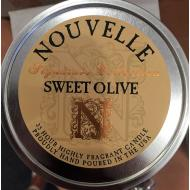 Candle Tin, Sweet Olive