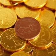Candy-Chocolate Loonie-10pk
