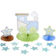 Table decor Kit-Carter's Baby Boy