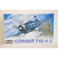 Corsair F4U-4 - RMX - 1:48 Scale Plastic Model Airplane Kit