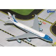 Gemini Jets United States Of America Air Force One Boeing VC-25A 1:400 Scale Diecast Model Airplane