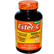 Am Health Ester C w/bio 1000mg 90c