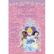 Activity Book-Princess-4pk