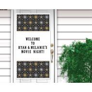 Door Decor- Personalize It- Hollywood-65'' x 33.5''
