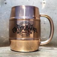 Copper Barrel Mug - CBD Full