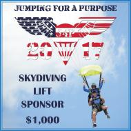 Skydiving Lift Sponsor J4P17