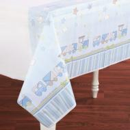 Table Cover-Carter's babyboy-Plastic-54'' x 102''