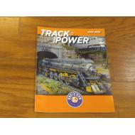 2014-15 LIONEL Track & Power Catalog