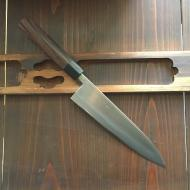 Wakui 210mm Gyuto Shirogami #2 Red Ebony 'D'