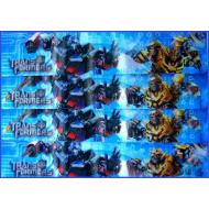 Bookmarks-Transformers-4pk-Plastic