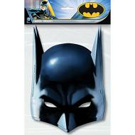 Party Favors-Batman Masks-8pkg