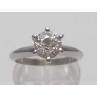 14k wg .80ctw i1 i diamond ring