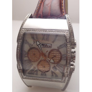 Mens JoJo Watch 2.50ctw Diamonds