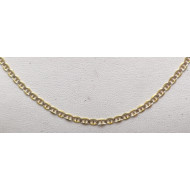 14k yg 18 inch necklace