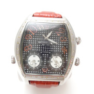 Mens Super Techno Diamond Watch
