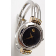 Womens Movado Diamond Watch