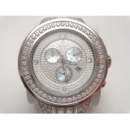 Mens Rayalty Diamond Watch