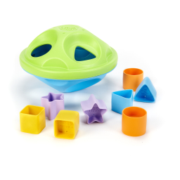 Green Toys My First Green Toys Shape Sorter