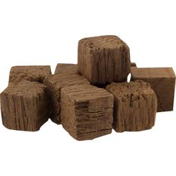 1 LB - Oak Cubes, French Medium