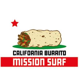 MISSION SURF - CALIFORNIA BURRITO - SST