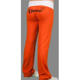 Pantalon Yoga - Orange Cheer Fesse