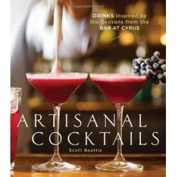 Artisianal Cocktails-Book
