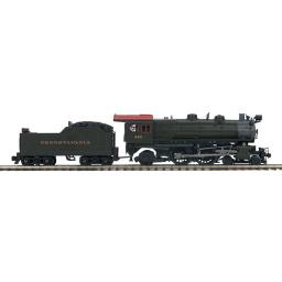 Pennsylvania 4-4-2 Atlantic Steam Engine w/Proto-Sound 3.0 (Scale Wheels)