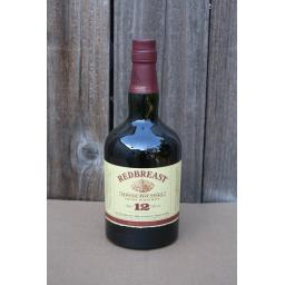 Redbreast Irish Whiskey 12yr (750ml)