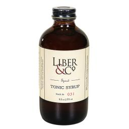 Liber & Co. Spiced Tonic Syrup (8.5oz)