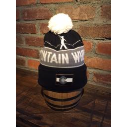 Beanie BW Colorado Flag